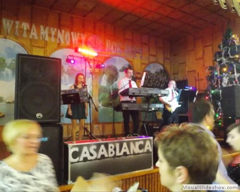 Casablanca - zespoly-wesele.pl