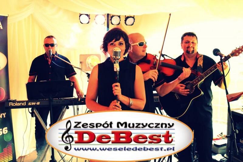 DeBest - zespoly-wesele.pl