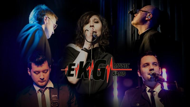 EKG Music Band - zespoly-wesele.pl