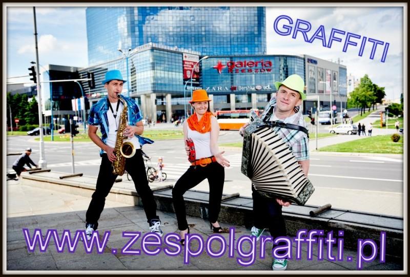 Graffiti - zespoly-wesele.pl