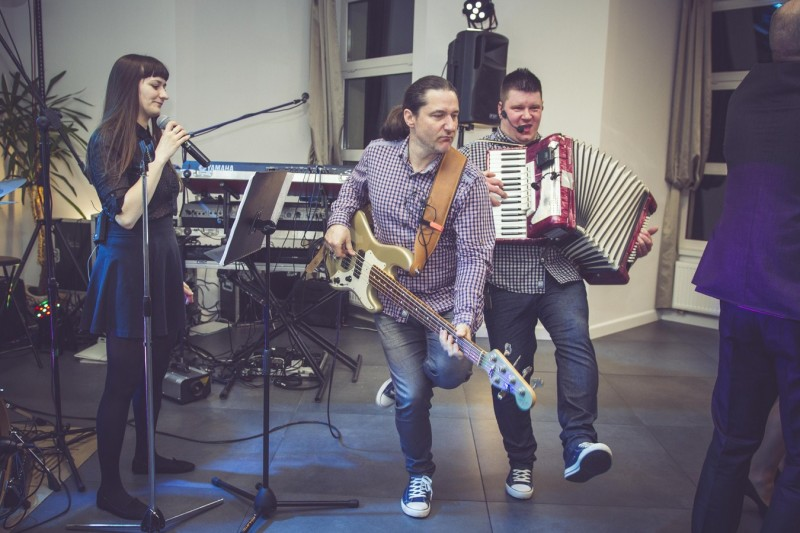KLEZMER Cover Band  - zespoly-wesele.pl