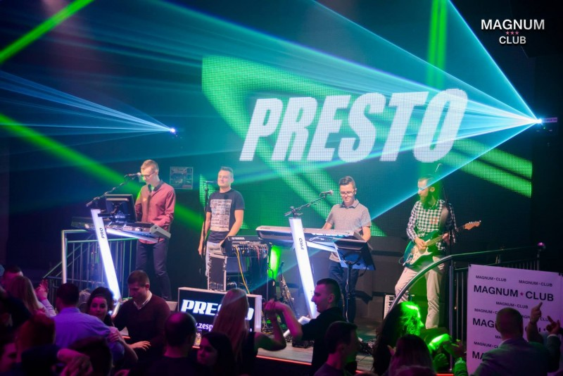 Presto - zespoly-wesele.pl