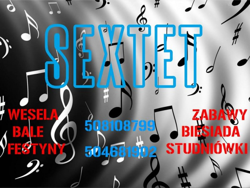 SEXTET - zespoly-wesele.pl