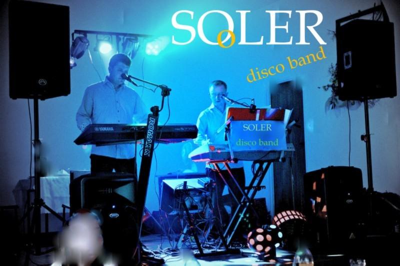 SOLER disco band - zespoly-wesele.pl