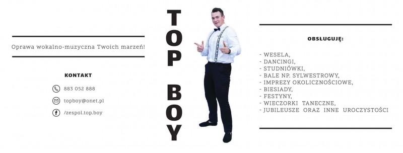 TopBoy - zespoly-wesele.pl