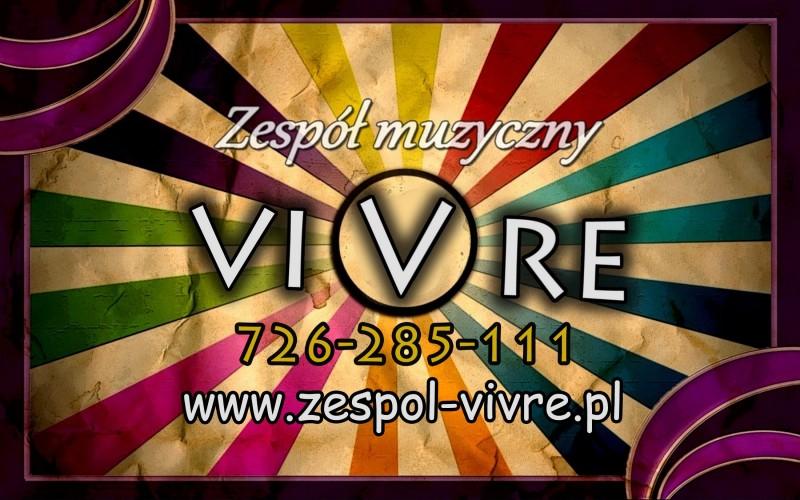 VIVRE - zespoly-wesele.pl