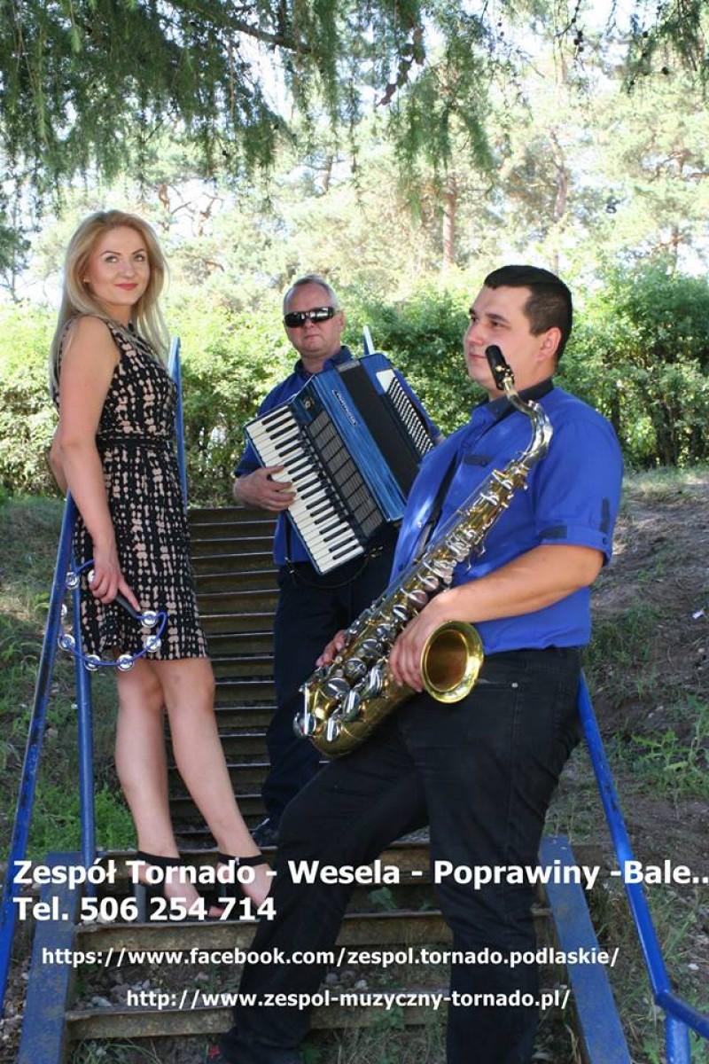 Zespół Tornado Podlaskie - zespoly-wesele.pl
